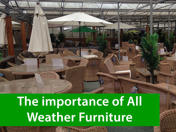 All weather garden furniture review of rattan winawood for All weather garden furniture